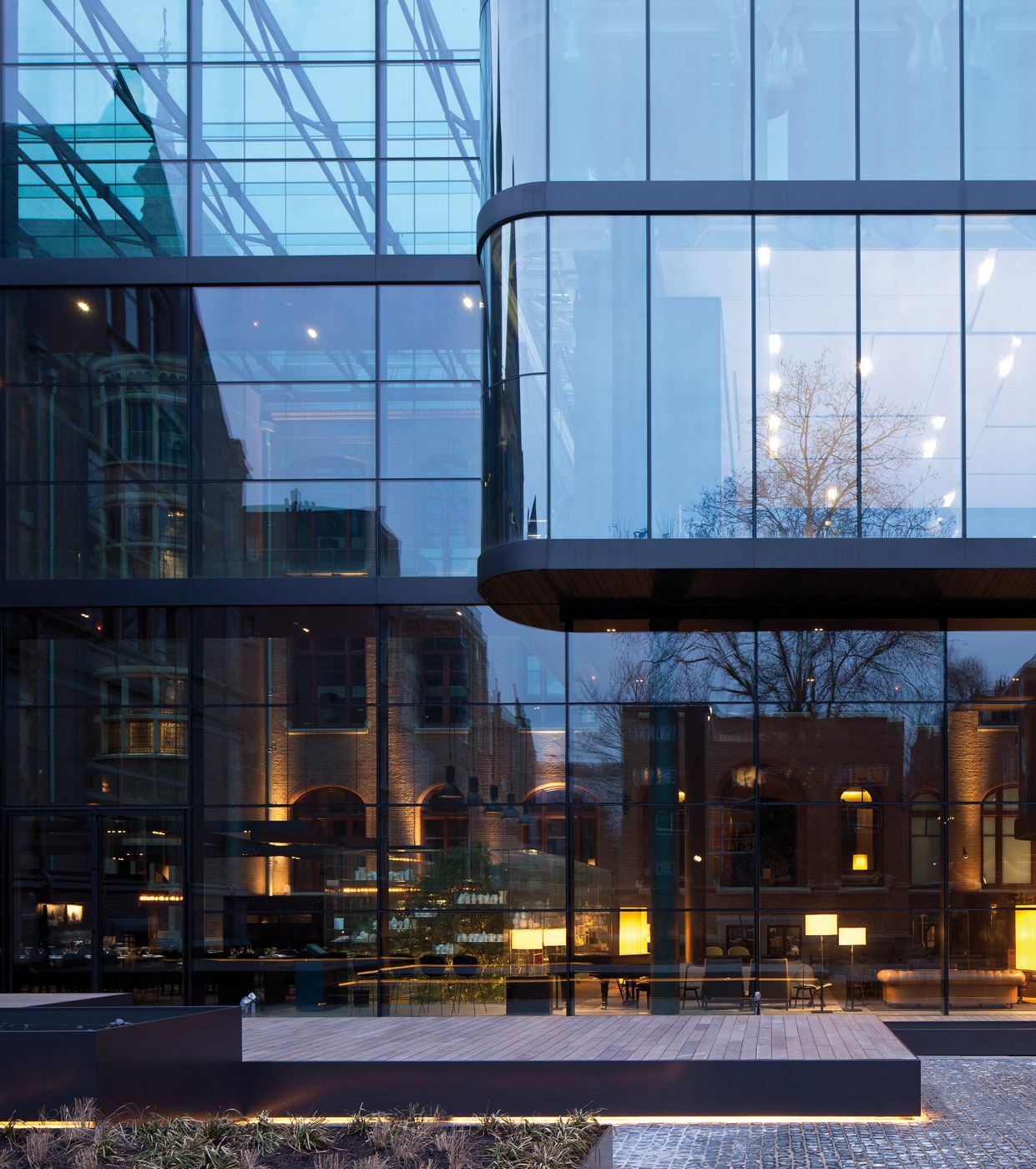 Alrov Conservatorium Hotel In Collaboration With Lissoni