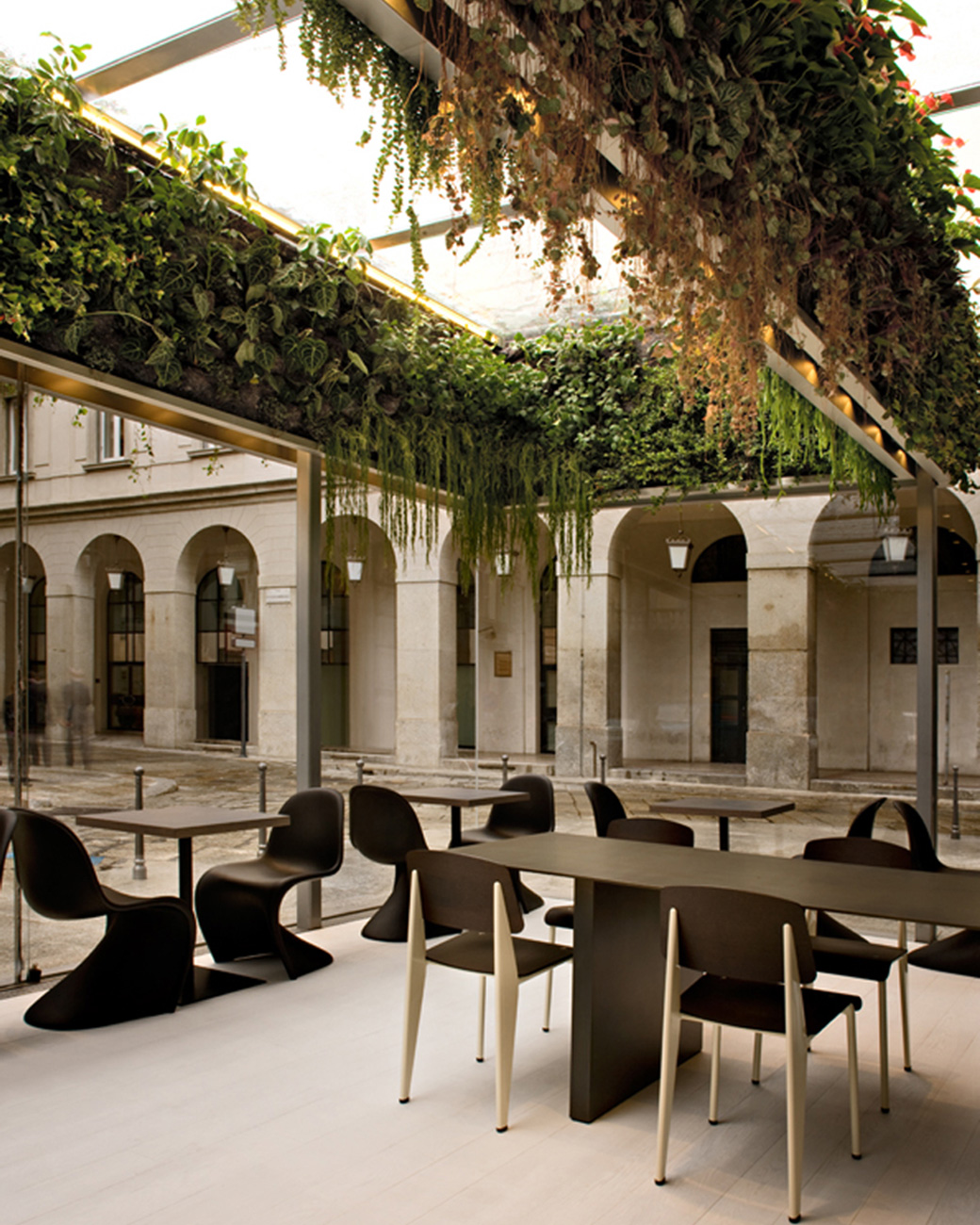Trussardi Cafe | Quincoces-Dragò & Partners